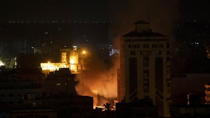 Serangan Israel di Jalur Gaza