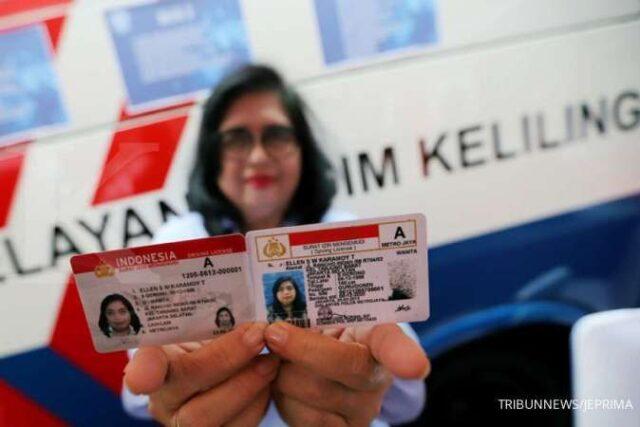 Tarif Perpanjangan SIM