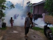 Harris Resort Gelar Fogging