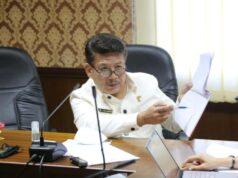 Taba Iskandar menyatakan polemik Ex Officio