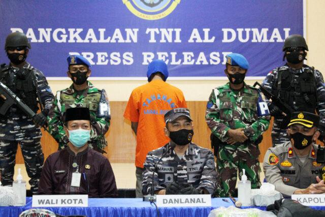 TNI AL Narkoba
