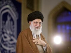 Pemimpin tertinggi Iran