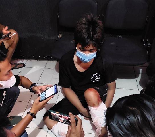 pelaku pembunuhan wanita paruh baya di Batam