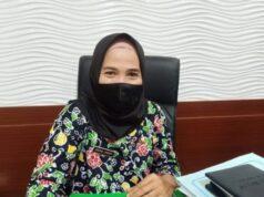 Kepala Badan Pengelola Keuangan dan Aset Daerah (BPKAD) Kabupaten Blitar, Khusna Lindarti.