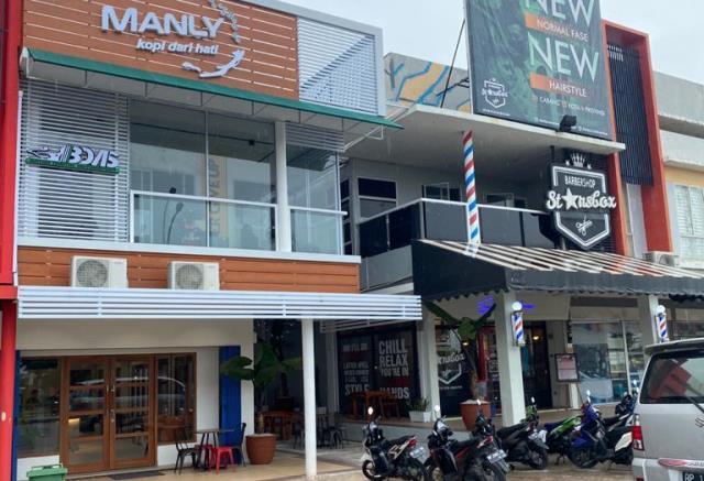 Manly Coffeeshop Batam