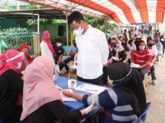 Masyarakat Khawatir Kehabisan Vaksin