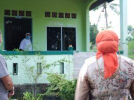 Warga Tanjungpinang Isoman