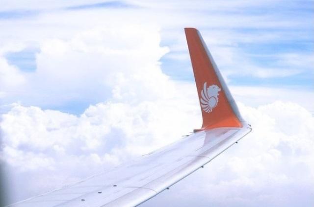 Lion Air Vaksin Penumpang