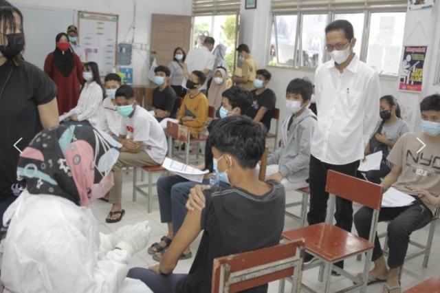 Vaksin Aman untuk Anak