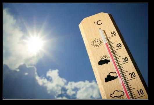 Kenaikan Suhu Udara BMKG