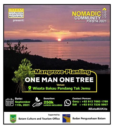 Mangrove Pandang Tak Jemu
