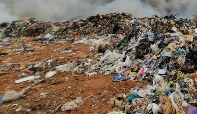 Batam Hasilkan Sampah