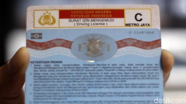 Golongan SIM C