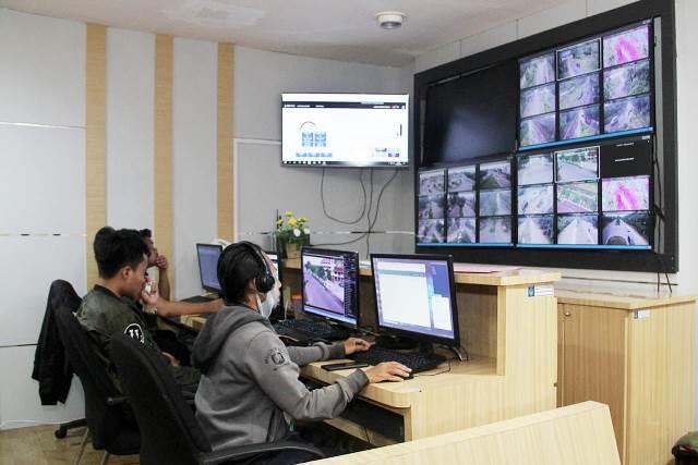 CCTv di Titik Rawan Batam