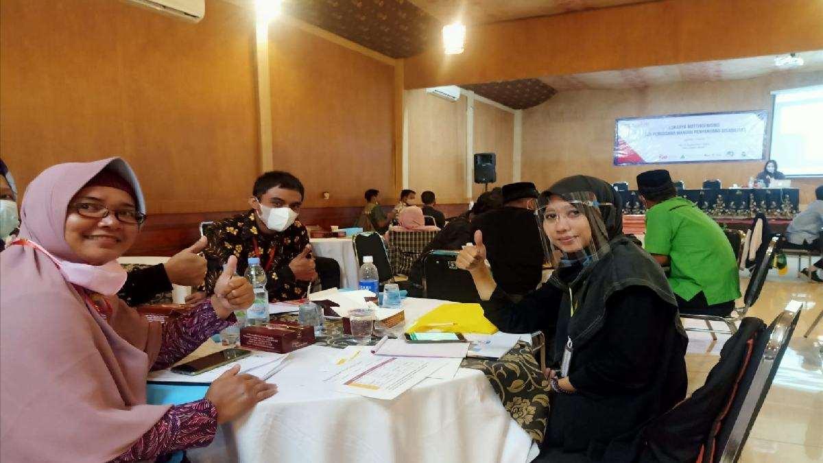 Pemkab Blitar bersama USAID di Wisata Kampung Coklat