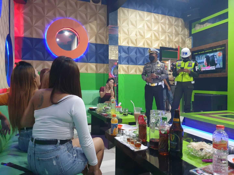 Tempat hiburan malam di Blitar di bubarkan