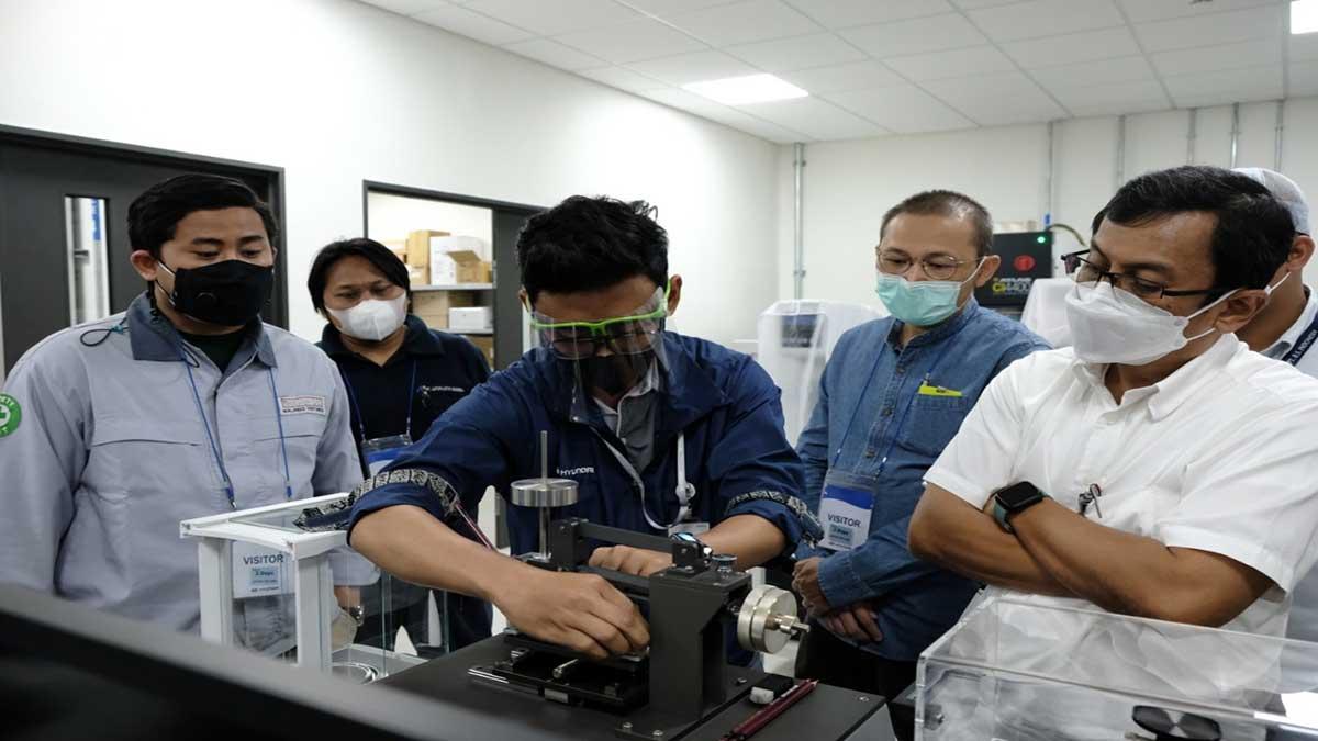 Hyundai Motor berikan pelatihan R&D