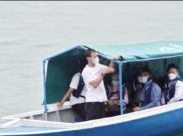 Perahu Nelayan Ramah Lingkungan