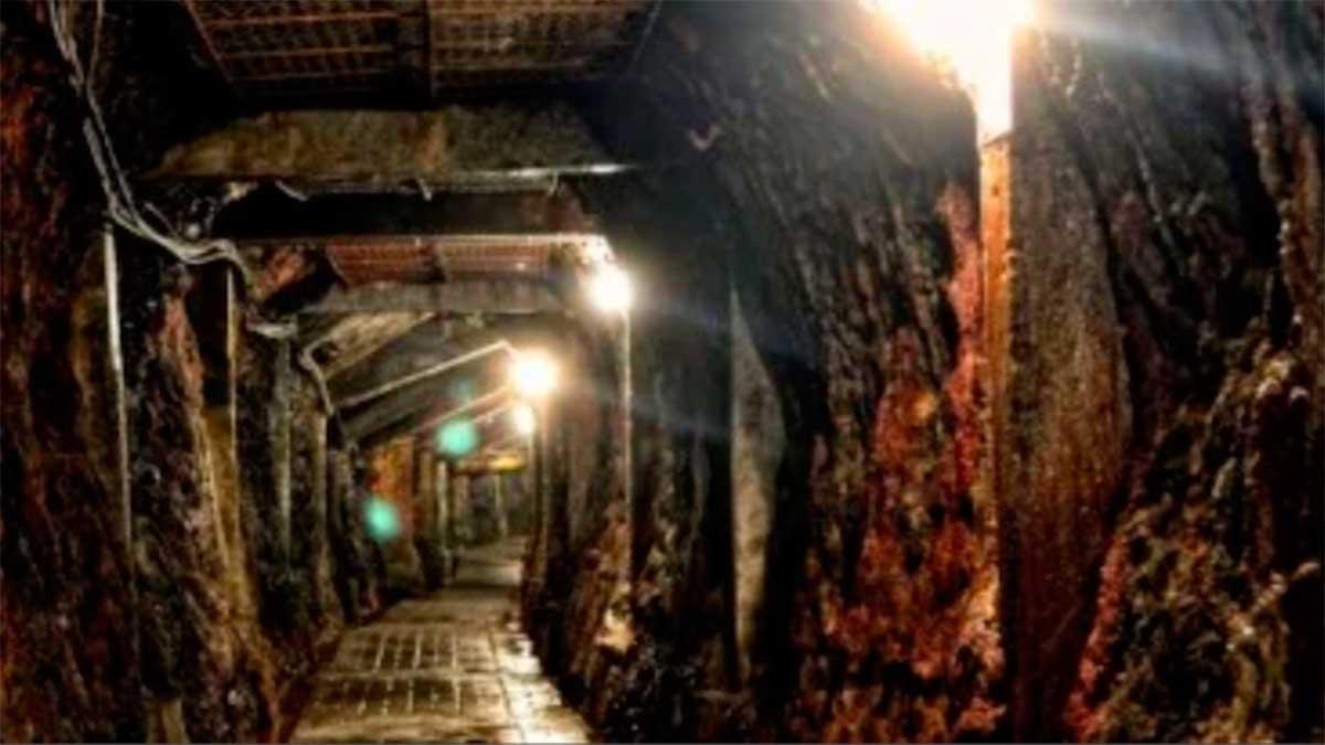Lokasi Wisata Tambang Batubara Ombilin Sawahlunto