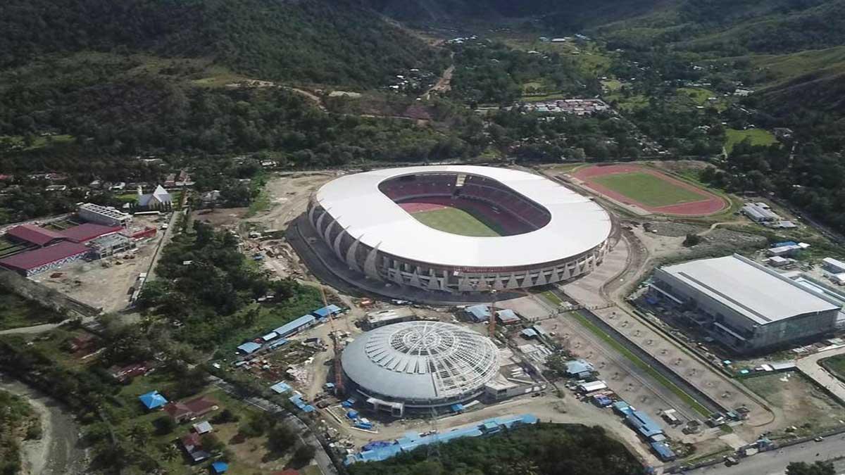 Stadion Papua PON XX 2021