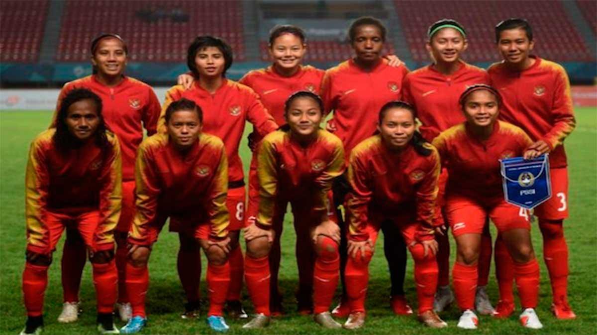 Timnas wanita Indonesia