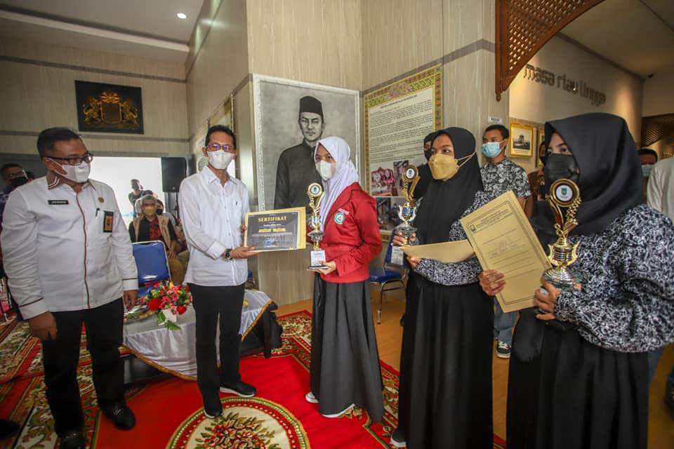 Lomba Foto Museum Batam
